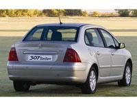 Kit film teinté Peugeot 307 (1) Berline 4 portes (2003 - 2011) Variance Auto
