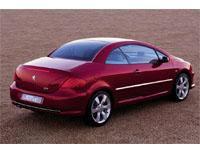 Kit film teinté Peugeot 307 (1) CC 2 portes (2001 - 2009) Variance Auto