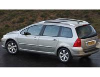 Kit film teinté Peugeot 307 (1) SW Break 5 portes (2001 - 2008) Variance Auto