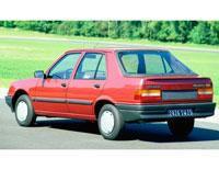 Kit film teinté Peugeot 309 (phase 1) 5 portes (1985 - 1990) SDAG ADHÉSIFS