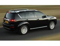 Kit film teinté Peugeot 4007 5 portes (depuis 2007) Variance Auto