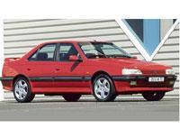 Kit film teinté Peugeot 405 Berline 4 portes (1987 - 1997) SDAG ADHÉSIFS