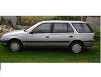 Kit film teinté Peugeot 405 Break 5 portes (1987 - 1997) Variance Auto