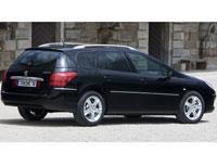 Kit film teinté Peugeot 407 (1) SW Break 5 portes (2004 - 2011) Variance Auto
