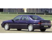 Kit film teinté Peugeot 605 Berline 4 portes (1989 - 2000) Variance Auto