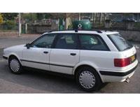Kit film teinté Audi 80 & 90 (1) Break 5 portes (1986 - 1995) Variance Auto