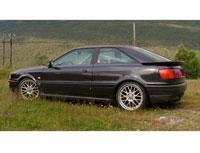 Kit film teinté Audi 80 & 90 (1) Coupe 2 portes (1989 - 1996) Variance Auto