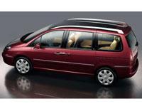Kit film teinté Peugeot 807 5 portes (2002 - 2011) Variance Auto