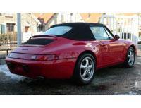 Kit film teinté Porsche 911 (4) Cabriolet 2 portes (1994 - 1998)