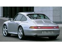 Kit film teinté Porsche 911 (4) Coupe 2 portes (1994 - 1997)