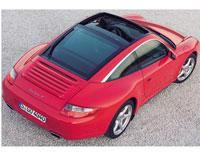 Kit film teinté Porsche 911 (6) Targa Coupe 2 portes (2005 - 2014)