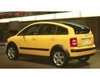 Kit film teinté Audi A2 5 portes (2000 - 2006) Variance Auto