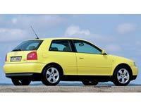 Kit film teinté Audi A3 (1) 3 portes (1996 - 2003) Variance Auto