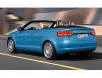 Kit film teinté Audi A3 (2) Cabriolet 2 portes (2008 - 2014) Variance Auto