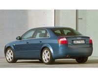 Kit film teinté Audi A4 (2) Berline 4 portes (2001 - 2005) SDAG ADHÉSIFS