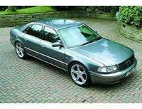 Kit film teinté Audi A8 (1) Courte Berline 4 portes (1994 - 2002) Variance Auto