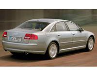 Kit film teinté Audi A8 (2) Courte Berline 4 portes (2002 - 2010) Variance Auto