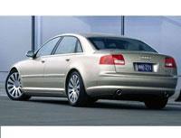 Kit film teinté Audi A8 (2) Longue Berline 4 portes (2004 - 2010) Variance Auto