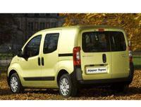 Kit film teinté Peugeot Bipper (1) Utilitaire 6 portes (depuis 2007) SDAG ADHÉSIFS