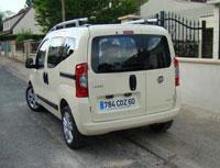 Kit film teinté Peugeot Bipper (1) 6 portes (depuis 2008) SDAG ADHÉSIFS