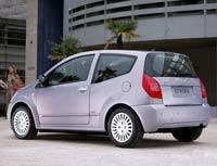 Kit film teinté Citroën C2 3 portes (2003 - 2011) SDAG ADHÉSIFS
