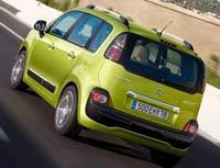 Kit film teinté Citroën C3 (2) Picasso 5 portes (2009 - 2016) SDAG ADHÉSIFS