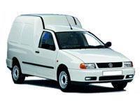 Kit film teinté Volkswagen Caddy (2) Utilitaire 4 portes (1995 - 2004) Variance Auto