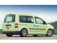 Kit film teinté Volkswagen Caddy (3) Life 5 portes (2004 - 2016) Variance Auto