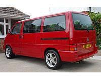 Kit film teinté Volkswagen Caravelle (T4) Long 4 portes (1990 - 2003) Variance Auto