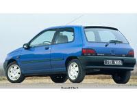 Kit film teinté Renault Clio (1) 3 portes (1990 - 1998) Variance Auto