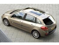 Kit film teinté Renault Clio (3) Grandtour Estate Break 5 portes (2008 - 2013) SDAG ADHÉSIFS