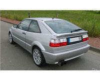 Kit film teinté Volkswagen Corrado Coupe 3 portes (1989 - 1997) Variance Auto