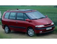 Kit film teinté Renault Espace (3) Court 5 portes (1996 - 2002) Variance Auto