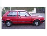Kit film teinté Volkswagen Golf (2) 3 portes (1983 - 1987) Variance Auto