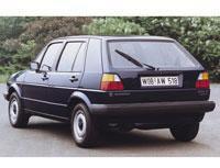 Kit film teinté Volkswagen Golf (2) 5 portes (1983 - 1987) Variance Auto