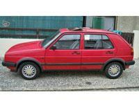 Kit film teinté Volkswagen Golf (2) 5 portes (1987 - 1992) Variance Auto