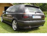 Kit film teinté Volkswagen Golf (3) 3 portes (1991 - 1999) Variance Auto