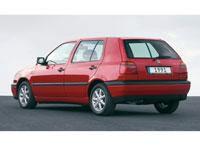 Kit film teinté Volkswagen Golf (3) 5 portes (1991 - 1999) Variance Auto