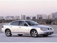 Kit film teinté Pontiac Grand Am (5) Berline 4 portes (1999 - 2006) Variance Auto