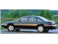 Kit film teinté Pontiac Grand Prix (5) Berline 4 portes (1988 - 1996) Variance Auto