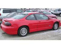 Kit film teinté Pontiac Grand Prix (6) Coupé 2 portes (1997 - 2003) Variance Auto