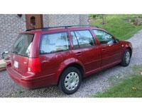 Kit film teinté Volkswagen Jetta (4) Break 5 portes (1999 - 2006) Variance Auto