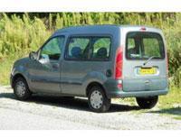 Kit film teinté Renault Kangoo (1) 4 portes (1997 - 2008) Variance Auto