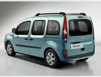 Kit film teinté Renault Kangoo (2) 5 portes (depuis 2008) Variance Auto