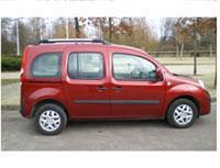 Kit film teinté Renault Kangoo (2) 6 portes (depuis 2008) Variance Auto