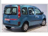 Kit film teinté Renault Kangoo (2) 5 portes (depuis 2008) SDAG ADHÉSIFS