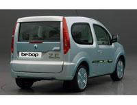 Kit film teinté Renault Kangoo (2) Be Bop 3 portes (depuis 2009) SDAG ADHÉSIFS