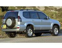 Kit film teinté Toyota Land Cruiser (12) 5 portes (2003 - 2009)