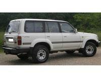 Kit film teinté Toyota Land Cruiser (8) SW 5 portes (1990 - 1998)