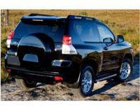 Kit film teinté Toyota Land Cruiser (15) Court 3 portes (depuis 2010)